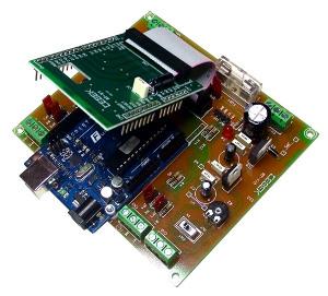 Kits de ampliación compatibles con Arduino UNO