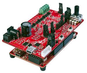 Kits compatibles para desarrollo de motores