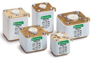 Fusibles de alta velocidad para protección de semiconductores
