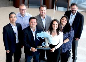 Mouser Electronics recibe el premio Omega de NorthFace ScoreBoard