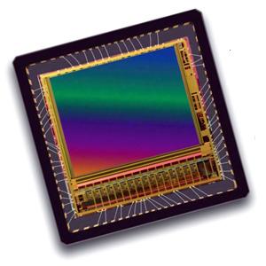 Sensores CMOS con encapsulado LGA de 128 pines