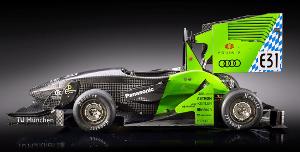Panasonic patrocina el equipo TUfast Racing