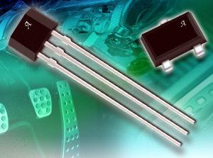 Sensores miniatura de efecto Hall