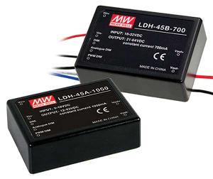 Convertidores para LED con función DALI