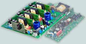 Solución de potencia para aplicaciones marinas