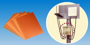Material para tarjetas de circuitos multicapa