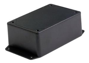 Cajas de plástico para aplicaciones electrónicas