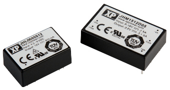 Figura 2: Series JHL y JHM de XP Power.