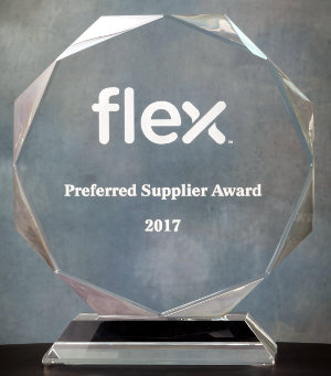 Bourns receptor Preferred Supplier 2017
