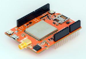 Kit de prototipos rápidos para IoT
