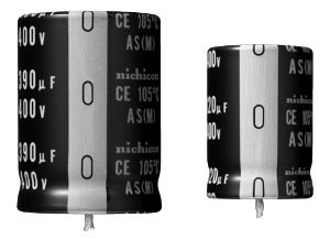 Condensadores con tensión anormal permisible