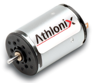 mini motor compacto de alto par