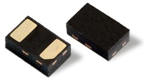 Arrays de diodos TVS para protección