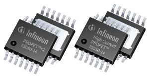 Switches de potencia con mejoras en eficiencia y miniaturización