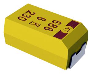 Condensador SMT para aplicaciones de misión crítica