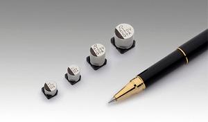 condensadores chip electrolíticos