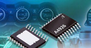 Controladores MOSFET para automoción