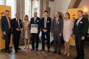 Continental premia a su proveedor del año 2016
