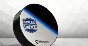 depurador compatible MPLAB ICD 4