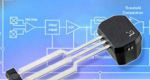 Sensor de velocidad diferencial de tres hilos