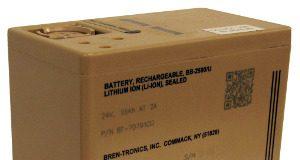 Batería estándar para diversas aplicaciones