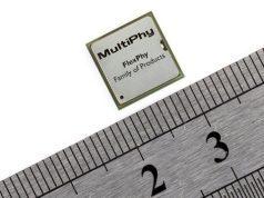Chip DSP PAM4 a 100G con longitud de onda única