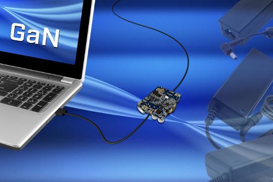 Diseño de referencia para adaptador USB-C