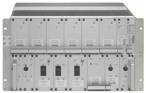 Unidades de backup de baterías para la la industria ferroviaria