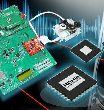 Chip compatible para audio de alta resolución