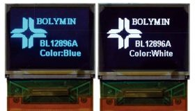 Display OLED con pantalla anti reflejo