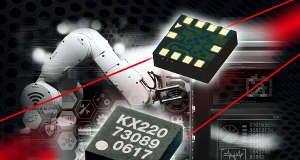 acelerómetros analógicos industriales