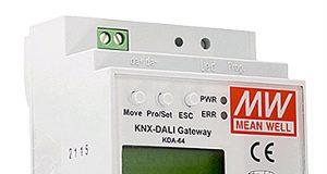Pasarela digital KNX/DALI