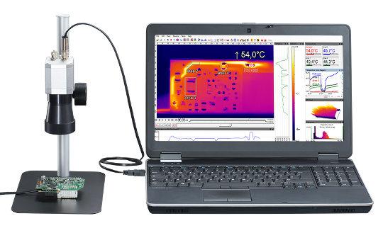 Cámaras termográficas compactas para pruebas y mediciones