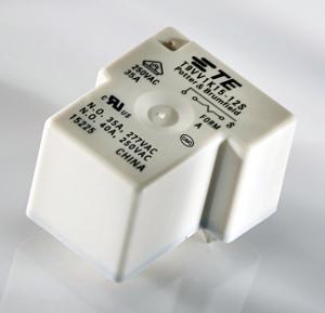 Mini relés de potencia