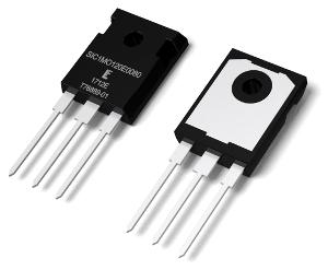 MOSFETs SiC con elevada densidad de potencia