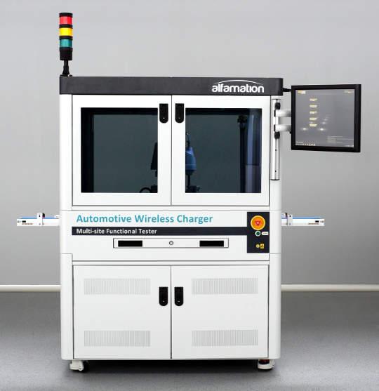 Tester de cargadores inalámbricos para vehículos