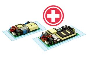 fuentes abiertas y compactas para electromedicina