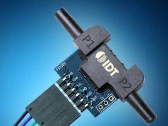 Módulos sensores de caudal basados en MEMS