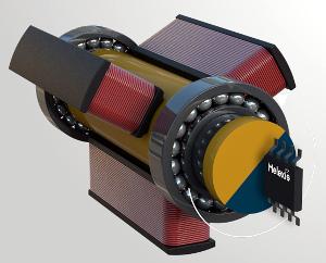Sensor de posición para motores