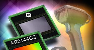 """Sensor de imagen digital CMOS de ¼"""" y 1 Mpx"""