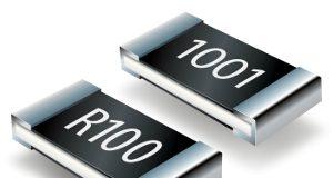 Resistencias compatibles con AEC-Q200