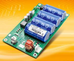 SAIs con supercondensadores para cargas DC