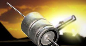 Condensadores electrolíticos para aplicaciones críticas