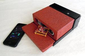 Horno de reflujo portátil para PCBs