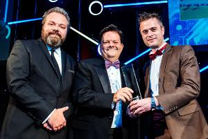 Distribuidor del año en los premios Elektra 2017