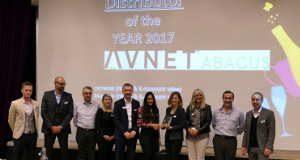Distribuidor de la gama completa 2017 para Avnet Abacus