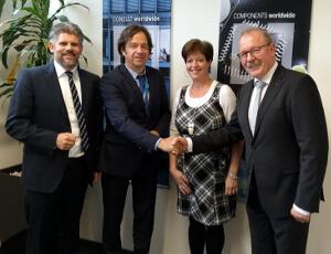 Acuerdo de cooperación global con Fischer Elektronik