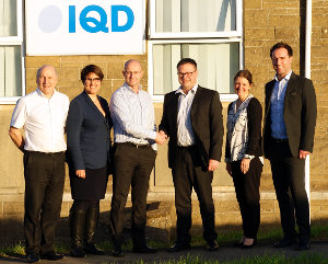 Würth Elektronik adquiere con IQD Frequency Products