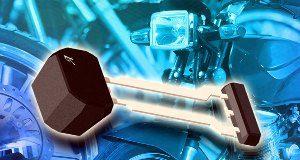 Sensor de velocidad de giro