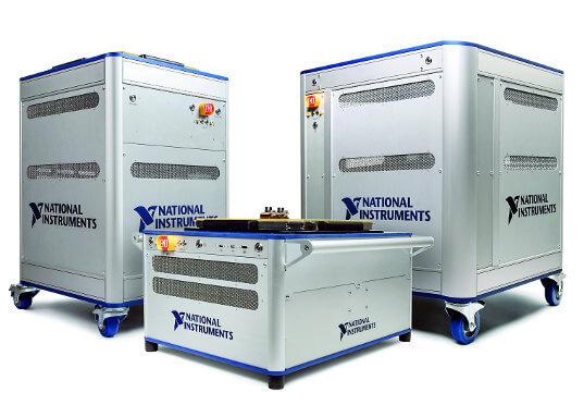 Sistema para test de semiconductores con elevada densidad de canal